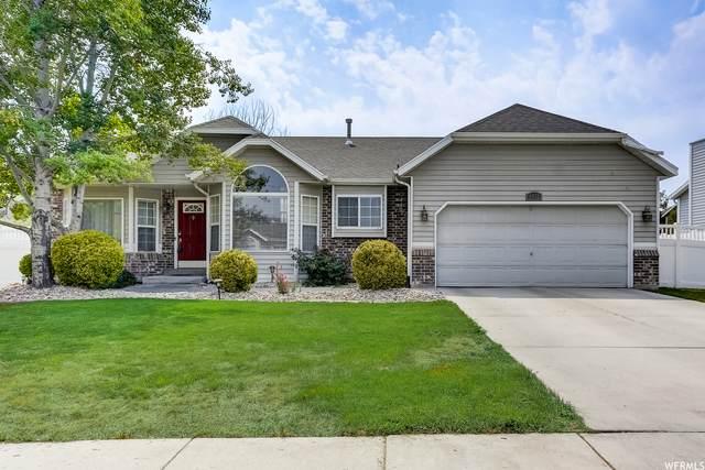 8352 S 2960 W, West Jordan, UT 84088 (#1755097) :: Utah Real Estate