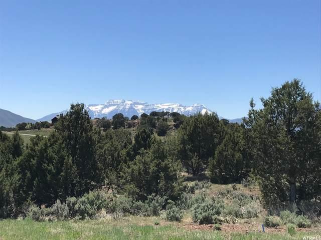 312 N Ibapah Peak Dr #152, Heber City, UT 84032 (#1755110) :: Powder Mountain Realty