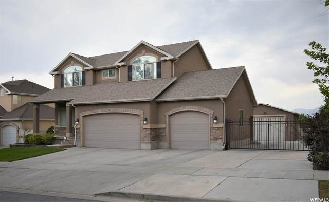 7967 S 7320 W, West Jordan, UT 84081 (#1755111) :: UVO Group   Realty One Group Signature