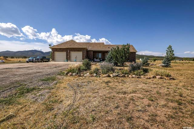 1251 E 800 N, New Harmony, UT 84757 (MLS #1755130) :: Lookout Real Estate Group