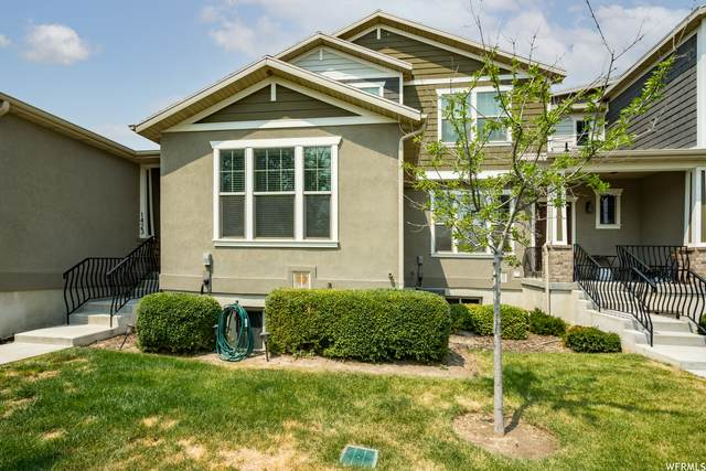 1423 S Mountain View Ct, Woods Cross, UT 84087 (#1755133) :: Doxey Real Estate Group
