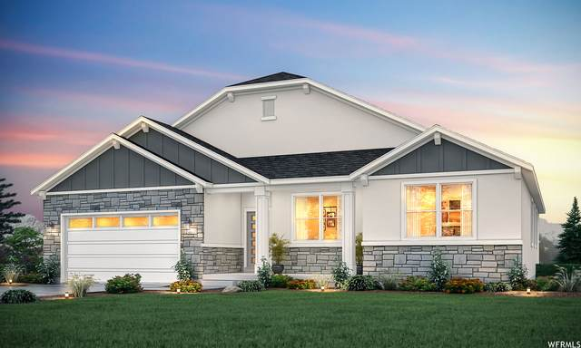 7456 S 5900 W #118, West Jordan, UT 84081 (#1755155) :: Utah Real Estate
