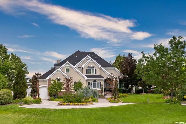1035 Fairway Cir, Fruit Heights, UT 84037 (#1755214) :: Pearson & Associates Real Estate