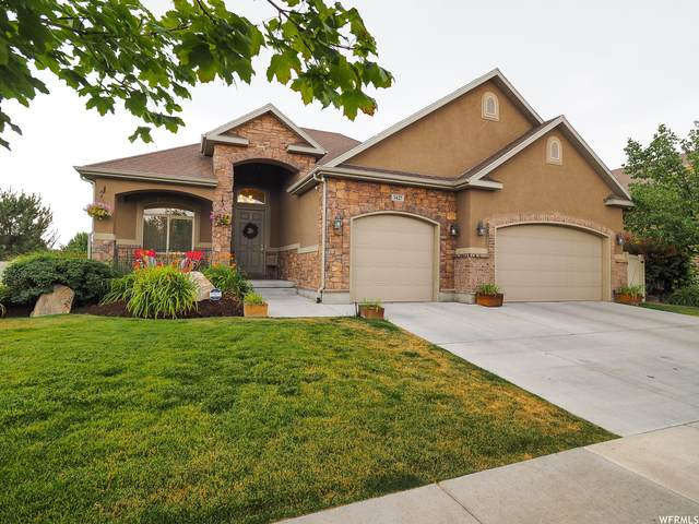 3427 W Chatel Dr, Riverton, UT 84065 (#1755220) :: UVO Group | Realty One Group Signature
