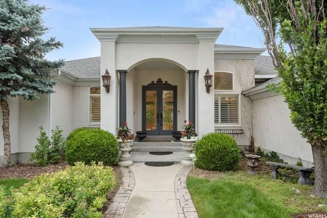 12936 S Salz Way E, Draper, UT 84020 (#1755249) :: Pearson & Associates Real Estate