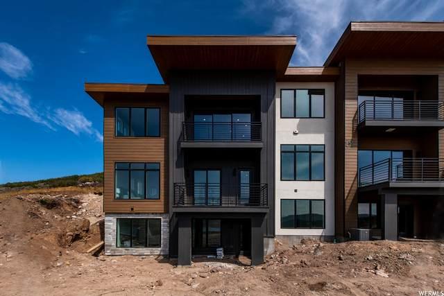 828 E Miner Way #33, Hideout, UT 84036 (MLS #1755251) :: High Country Properties