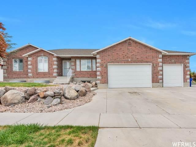 842 Mustang Cir, Saratoga Springs, UT 84043 (#1755253) :: C4 Real Estate Team