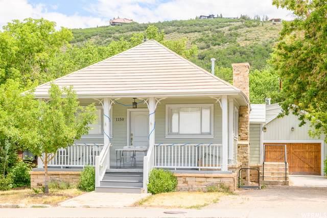 1150 Park Ave, Park City, UT 84060 (#1755332) :: Utah Best Real Estate Team   Century 21 Everest