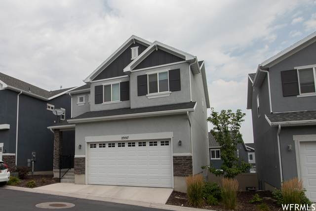 2997 S Willow Creek Dr, Saratoga Springs, UT 84045 (#1755339) :: UVO Group | Realty One Group Signature