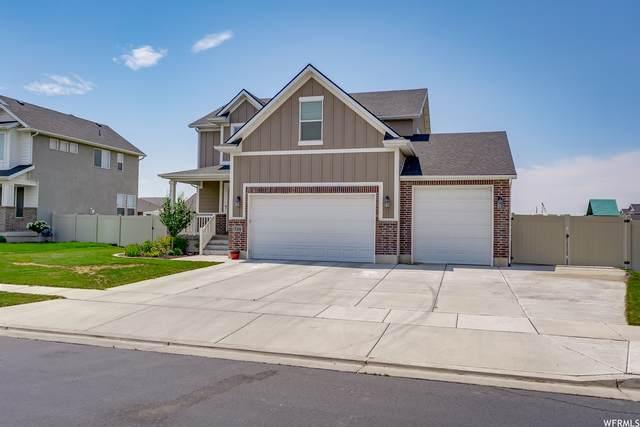 744 S 3050 W, Syracuse, UT 84075 (#1755344) :: Berkshire Hathaway HomeServices Elite Real Estate