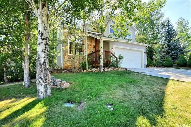 8028 Springshire Dr #901, Snyderville, UT 84098 (#1755349) :: C4 Real Estate Team