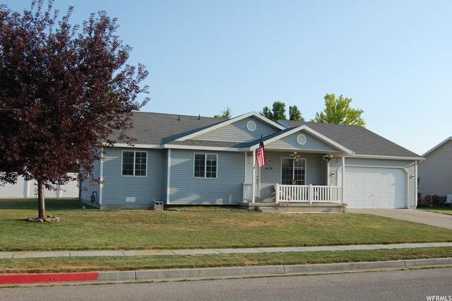 4119 W 5300 S, Roy, UT 84067 (#1755359) :: Colemere Realty Associates