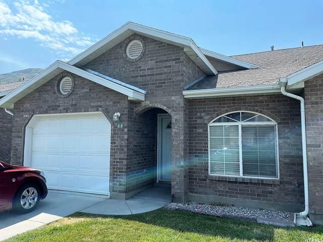 750 S 400 E #44, Brigham City, UT 84302 (#1755370) :: C4 Real Estate Team
