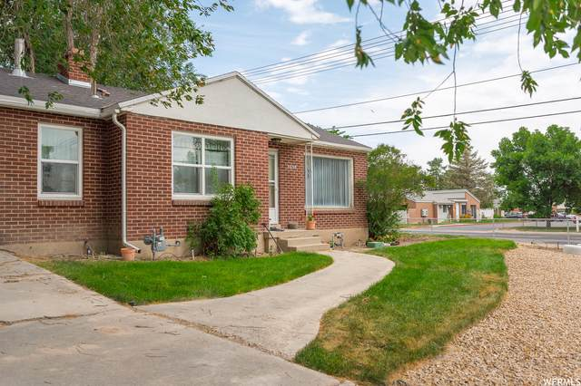3658 S Granger Dr W, West Valley City, UT 84119 (#1755397) :: Berkshire Hathaway HomeServices Elite Real Estate