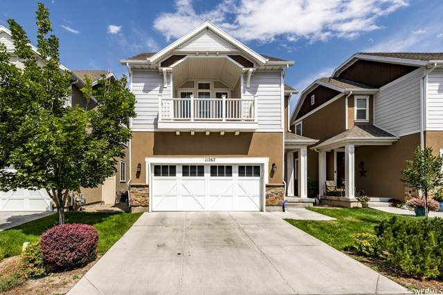 11267 S Crescent Oak Way E, Sandy, UT 84090 (#1755428) :: Utah Real Estate