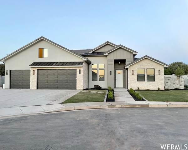 3798 S Mckenzie Ln, Washington, UT 84780 (#1755431) :: Bustos Real Estate | Keller Williams Utah Realtors