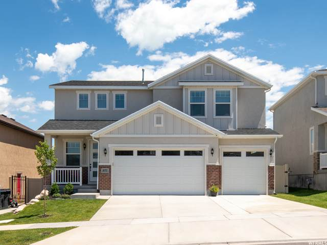 277 W Autumn Creek Dr, Saratoga Springs, UT 84045 (#1755440) :: UVO Group | Realty One Group Signature