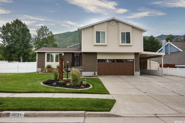 8021 S Oakledge Rd, Cottonwood Heights, UT 84121 (#1755444) :: Utah Real Estate