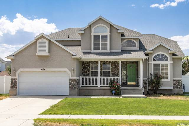 6514 S Silver Medal Dr, Taylorsville, UT 84129 (#1755483) :: Powder Mountain Realty