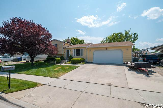 6211 W Brud Dr, West Valley City, UT 84128 (#1755500) :: Powder Mountain Realty