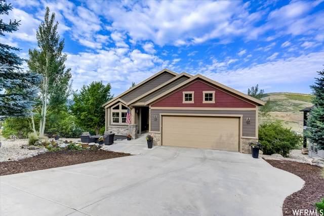 12421 Ross Creek Dr, Kamas, UT 84036 (MLS #1755514) :: High Country Properties