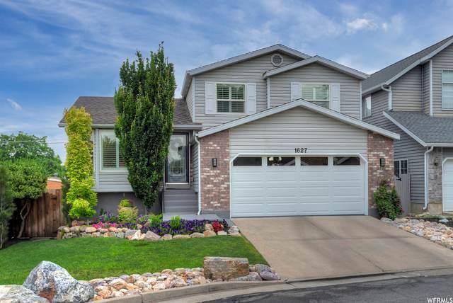 1627 E 4190 S, Millcreek, UT 84124 (#1755533) :: Utah Real Estate
