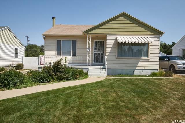 372 W Cornell Dr, Midvale, UT 84047 (#1755538) :: Utah Real Estate