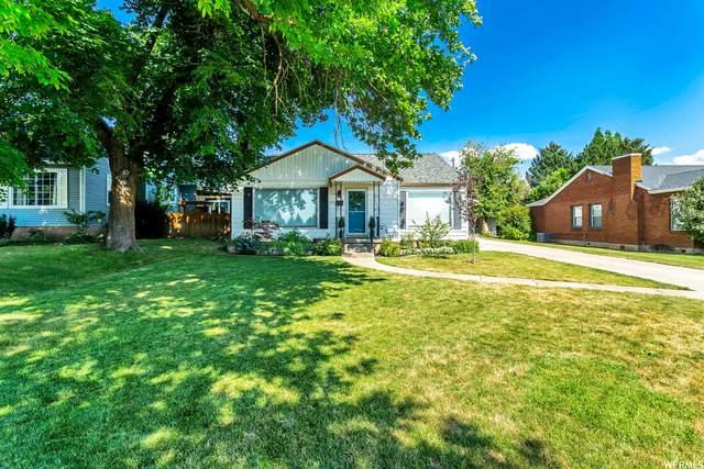 155 S 300 E, Kaysville, UT 84037 (#1755562) :: Powder Mountain Realty