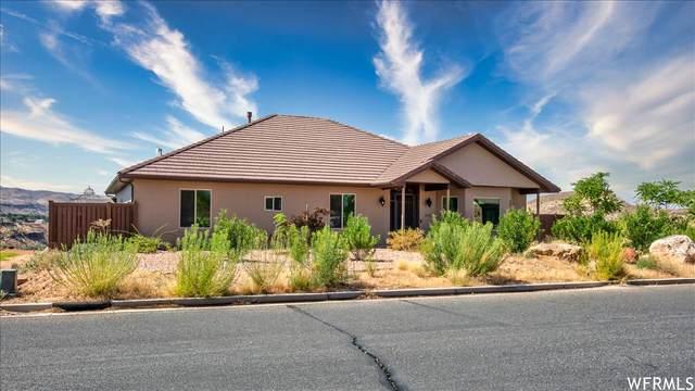 333 W Shangri-La Dr, Toquerville, UT 84774 (MLS #1755566) :: Lookout Real Estate Group