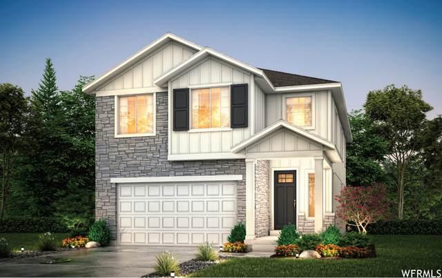 7533 W Travertine Rd S #264, West Jordan, UT 84088 (#1755580) :: Utah Real Estate