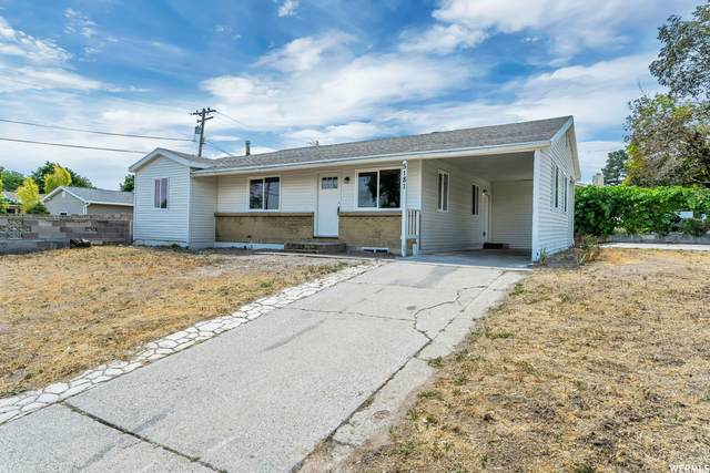 5181 S 4240 W, Salt Lake City, UT 84118 (#1755589) :: Exit Realty Success