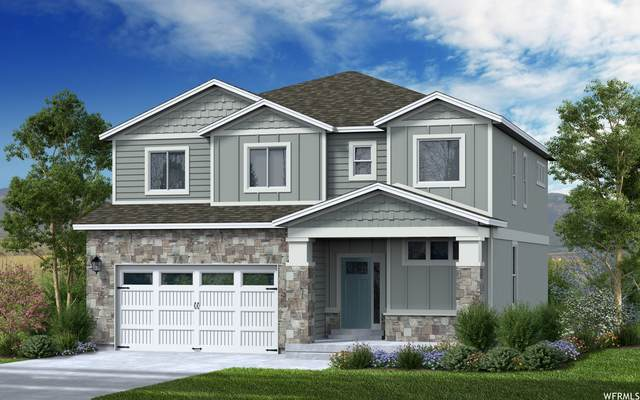 1401 S 1040 E #39, Heber City, UT 84032 (#1755628) :: Doxey Real Estate Group
