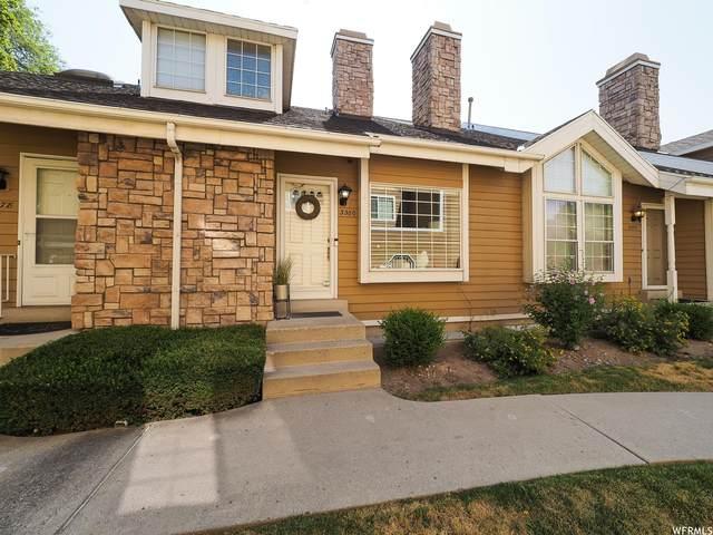 3380 S Shady Ct, Millcreek, UT 84106 (#1755641) :: Utah Real Estate