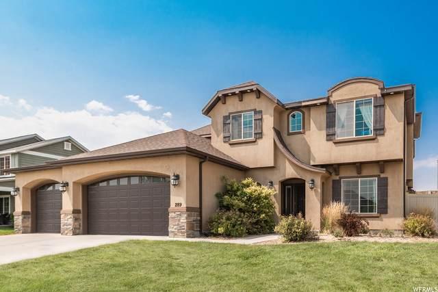 289 E 1210 S, Lehi, UT 84043 (#1755660) :: Berkshire Hathaway HomeServices Elite Real Estate