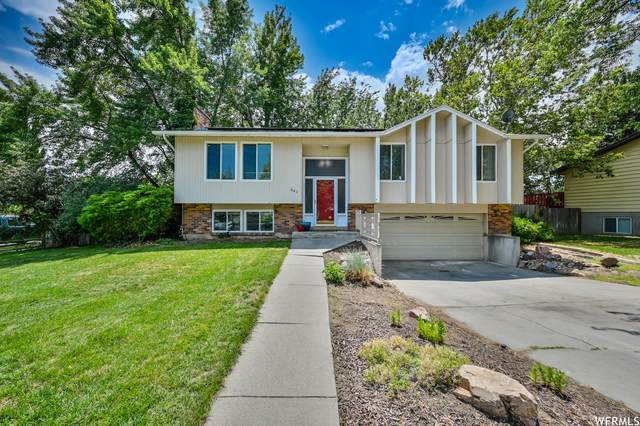862 E Cedar Terrace Dr, Sandy, UT 84094 (#1755661) :: Pearson & Associates Real Estate