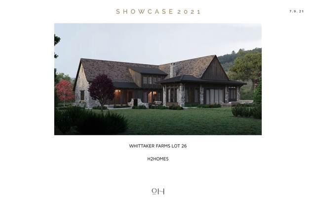 343 N Whitaker Farm Way, Midway, UT 84049 (MLS #1755690) :: High Country Properties