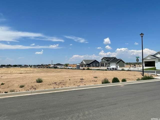 4213 N Gold Dust Trl #125, Enoch, UT 84721 (#1755707) :: Berkshire Hathaway HomeServices Elite Real Estate