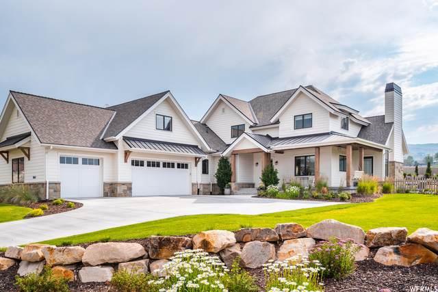 1064 N Mill Rd, Heber City, UT 84032 (MLS #1755715) :: High Country Properties