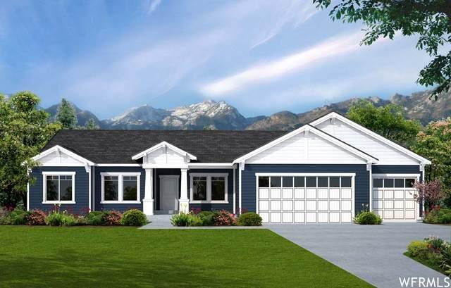 2057 E Emerald Ave N #0124, Eagle Mountain, UT 84005 (#1755744) :: Berkshire Hathaway HomeServices Elite Real Estate