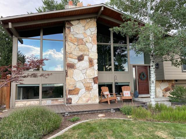 7855 S Deercreek Rd E, Cottonwood Heights, UT 84121 (#1755746) :: Utah Real Estate