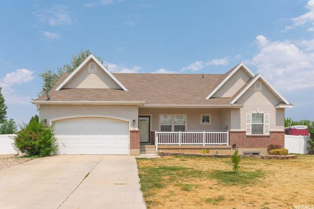 2444 W 2300 N, Clearfield, UT 84015 (#1755754) :: Berkshire Hathaway HomeServices Elite Real Estate