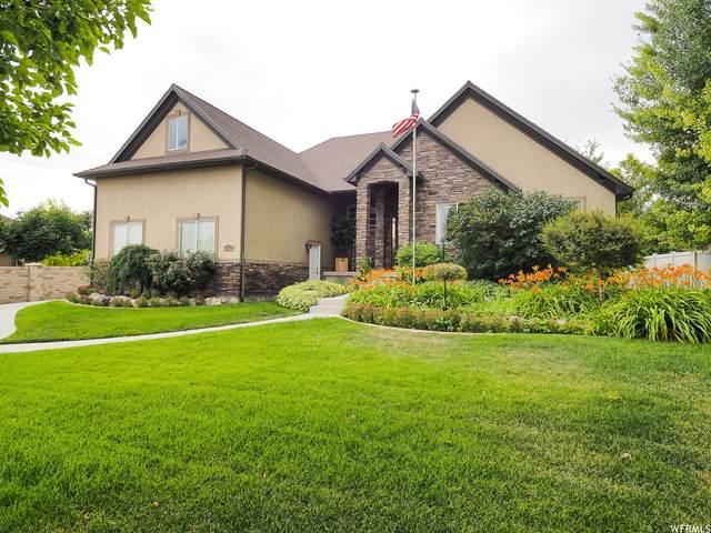 6017 W Heritage Hill Dr S, Herriman, UT 84096 (#1755759) :: Utah Real Estate