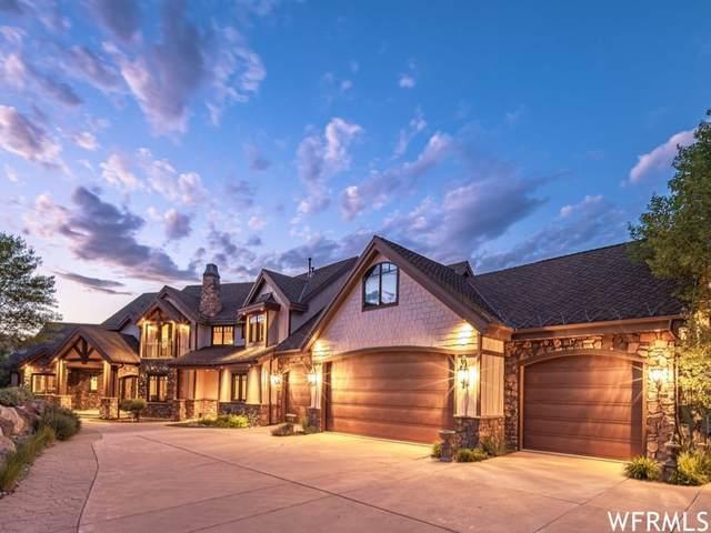 14868 S Vintage View Ln E, Draper, UT 84020 (#1755766) :: Berkshire Hathaway HomeServices Elite Real Estate