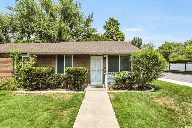6086 S 2075 E, Salt Lake City, UT 84121 (#1755769) :: Bustos Real Estate | Keller Williams Utah Realtors