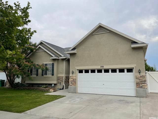 7151 W 8130 S, West Jordan, UT 84081 (#1755794) :: UVO Group   Realty One Group Signature
