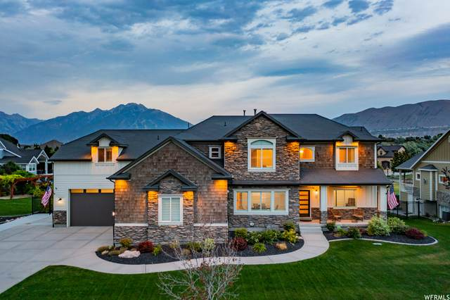 14373 S Peacock Midge Dr, Bluffdale, UT 84065 (#1755805) :: Colemere Realty Associates