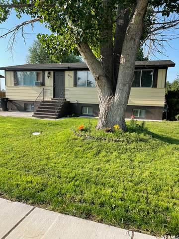 870 E 300 N, Roosevelt, UT 84066 (MLS #1755808) :: Lookout Real Estate Group