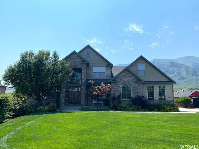 5094 W 3400 S, Wellsville, UT 84339 (MLS #1755814) :: Lookout Real Estate Group