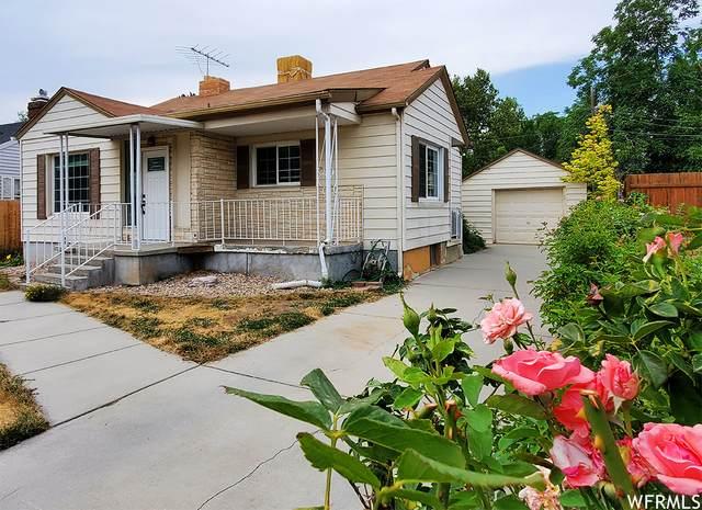 1821 E 3210 S, Millcreek, UT 84106 (#1755819) :: Utah Real Estate