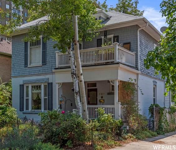 680 1ST Ave, Salt Lake City, UT 84103 (MLS #1755858) :: Lookout Real Estate Group